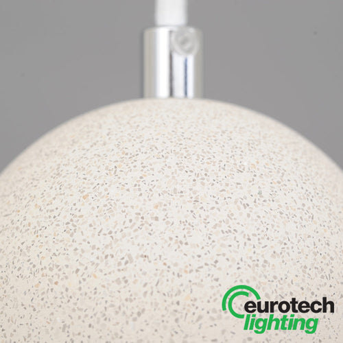 Eurotech LED Concrete Bullet Pendant - The Lighting Shop NZ
