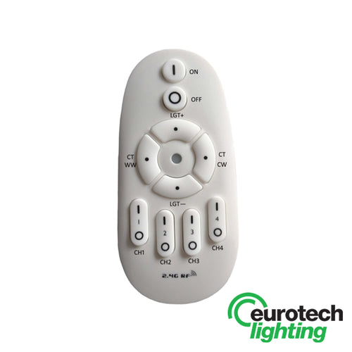 Eurotech Remote For Colour Temperature Adjustable LED Downlight - The Lighting Shop NZ