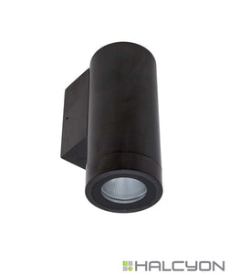 Halcyon LED Exterior Surface Mount Spot One Way – Mariner II Range