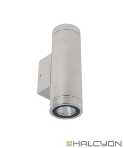 Halcyon LED Exterior Surface Mount Spot Two Way – Mariner II Range