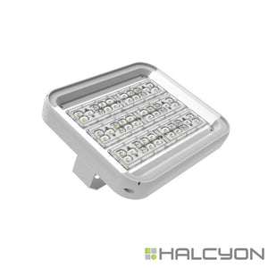 Halcyon LED Commercial Exterior Flood High Output 80W