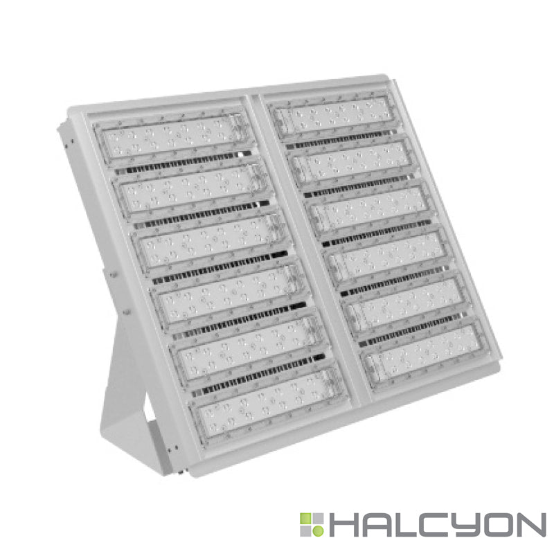 Halcyon LED Commercial Exterior Flood High Mast 450W