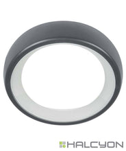 Halcyon LED Surface Mount Button – Lunar Series Small