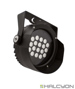 Halcyon LED Exterior Landscape / Architectural 36W Surface Mount / Spike Spot