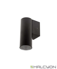 Halcyon LED Exterior Round Single – Surface Mount Wall or Column