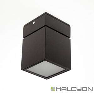Halcyon LED Surface Mount Decorative Ceiling Cube
