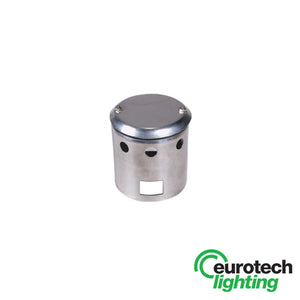 Eurotech Aluminium Heat Can for Fixed Downlights - The Lighting Shop NZ