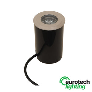 Eurotech LED Drive-Over Inground Uplighter - The Lighting Shop NZ