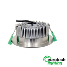 Eurotech Stainless Steel LED Downlight - The Lighting Shop NZ