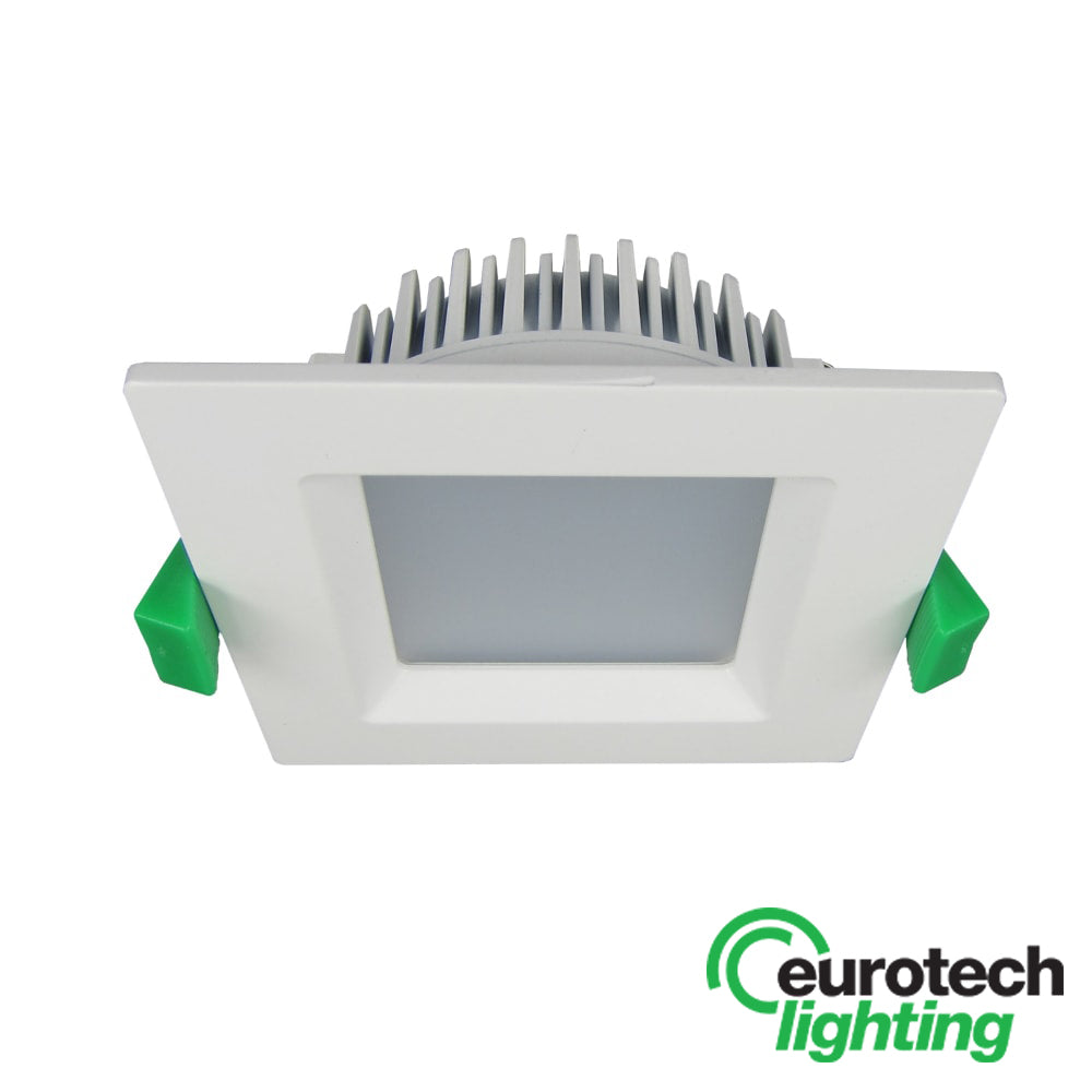 Eurotech Square LED Downlight
