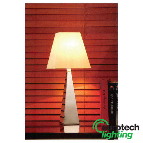 Eurotech LED Pyramid Table Lamp - The Lighting Shop NZ