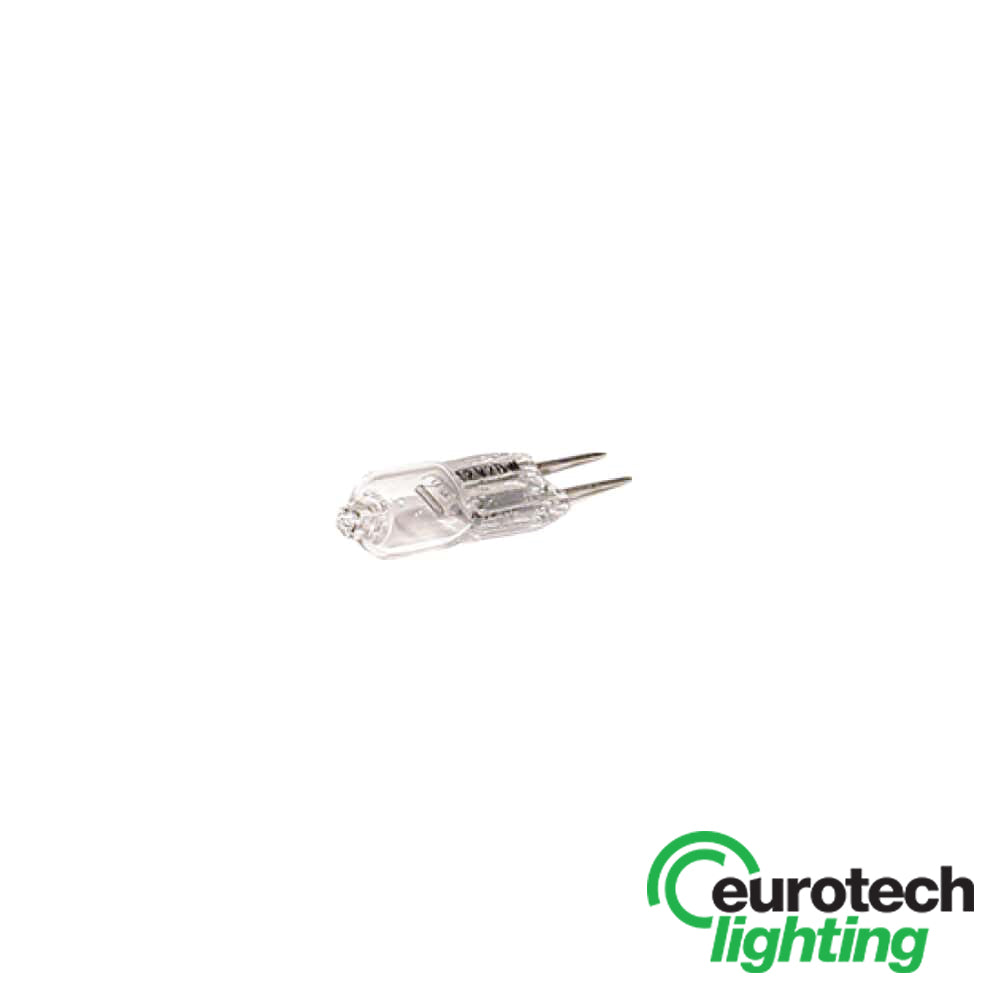 Eurotech Halogen Burner lamp- JC G4 10W - The Lighting Shop NZ