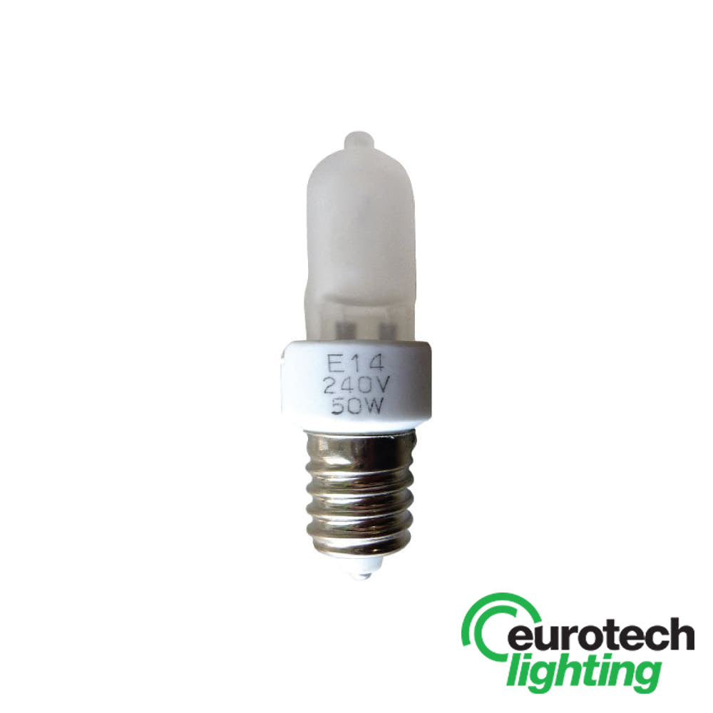 Eurotech Kandolite JD E14 40W halogen lamp - The Lighting Shop NZ