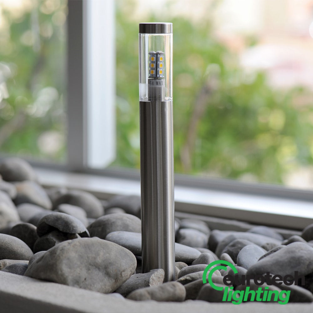 Eurotech Spiked LED Bollard - The Lighting Shop NZ