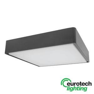 Eurotech LED Large Square Wall Light - The Lighting Shop NZ