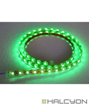 Halcyon LED Red, Green, Blue, and Yellow Single Colour LED Tape