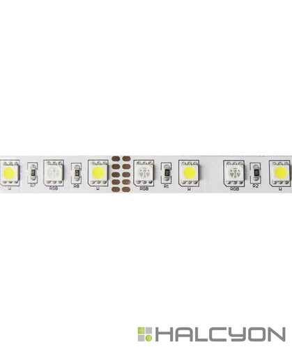 Halcyon LED Single Colour LED Tape – 10W per metre