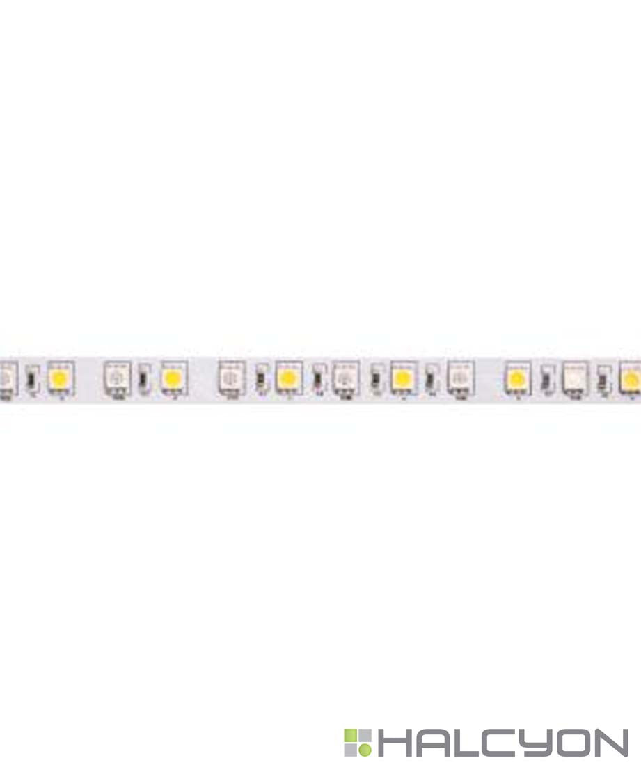 Halcyon LED Single Colour LED Tape – 15W per metre