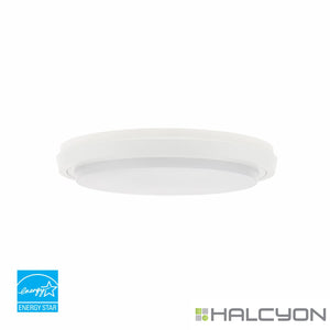 Halcyon LED Surface Mount Button – Circle Step Medium