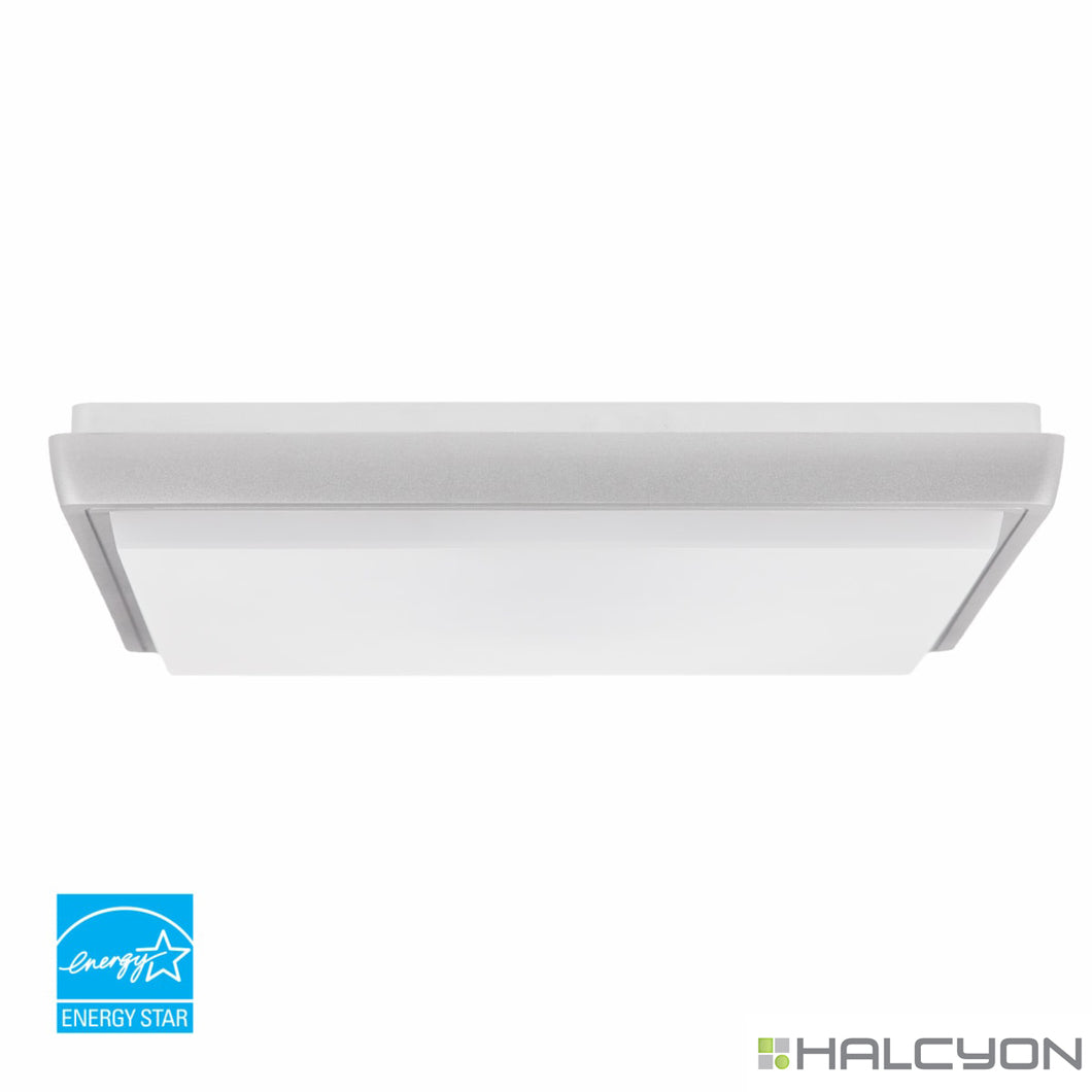 Halcyon LED Surface Mount Button – Square Step Large