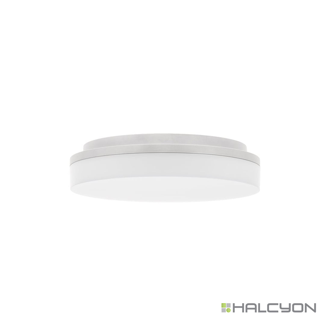 Halcyon LED Surface Mount Button – Circle Slice Small