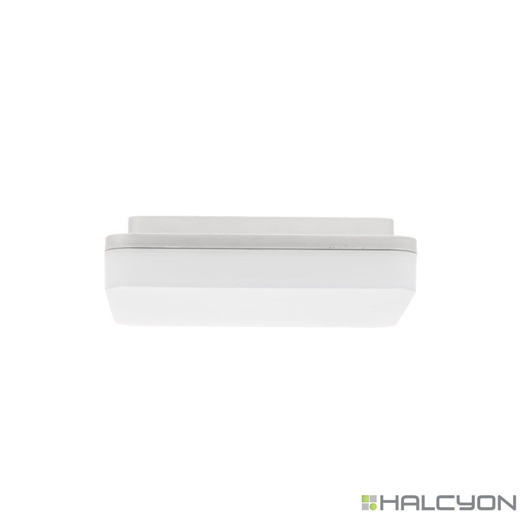 Halcyon LED Surface Mount Button – Square Slice Small