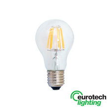 Eurotech LED Filament Bulb -- 60mm - The Lighting Shop NZ