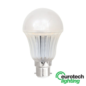 Eurotech GLS B22 LED lamp - The Lighting Shop NZ