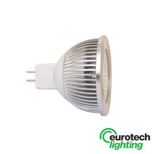 Eurotech LED GU5.3 MR16 Blue lamp - The Lighting Shop NZ