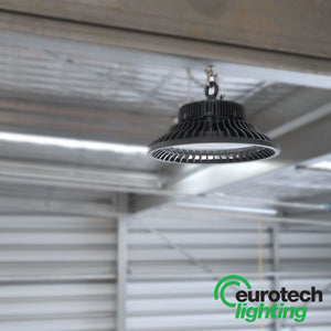 Eurotech LED UFO Highbay - The Lighting Shop NZ