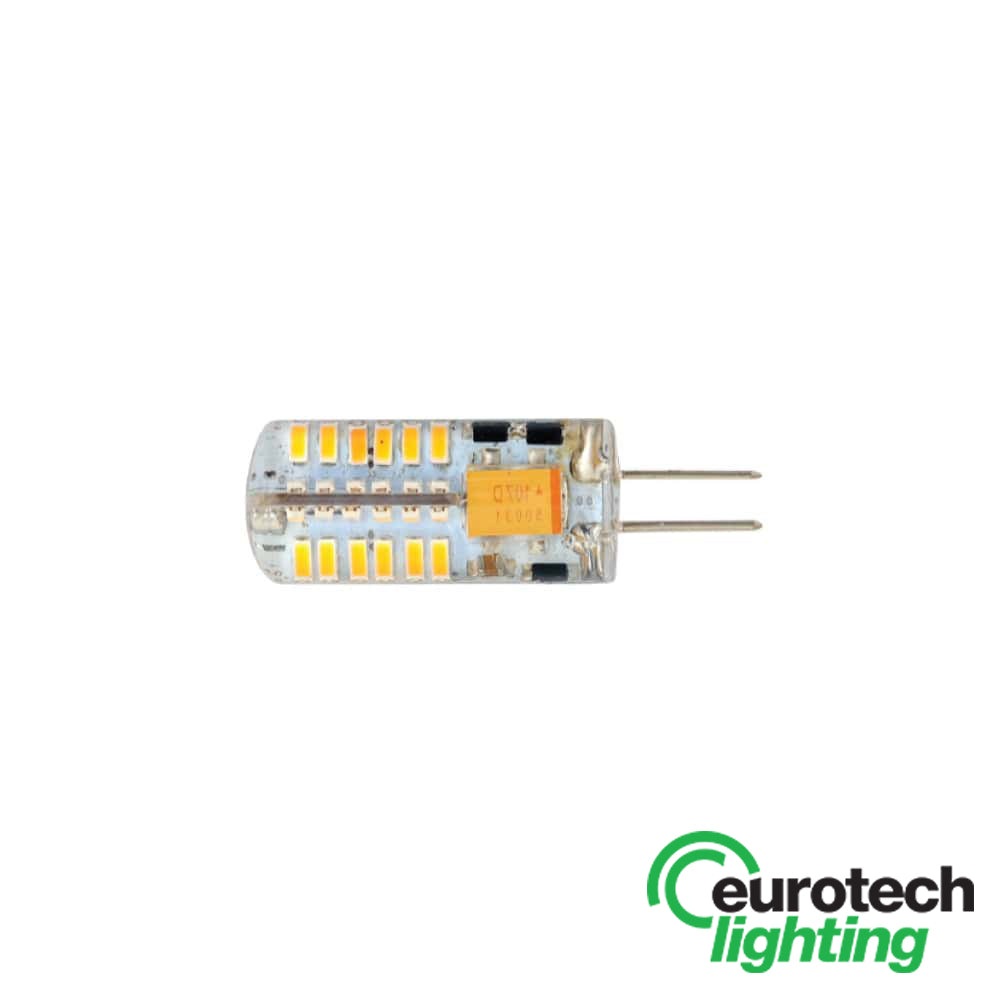 Eurotech LED G4 lamps - The Lighting Shop NZ