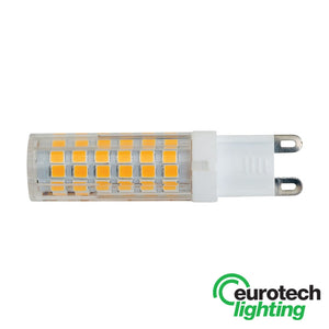 Eurotech G9 LED Lamps - The Lighting Shop NZ