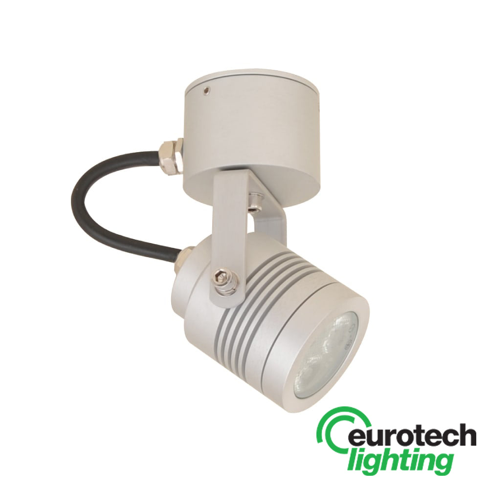 Eurotech Adjustable LED mini Floodlight - The Lighting Shop NZ