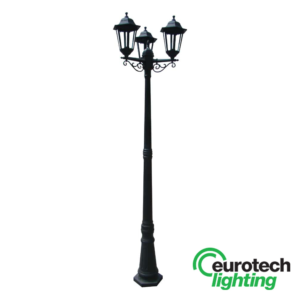 Eurotech LED Pole Lantern - The Lighting Shop NZ