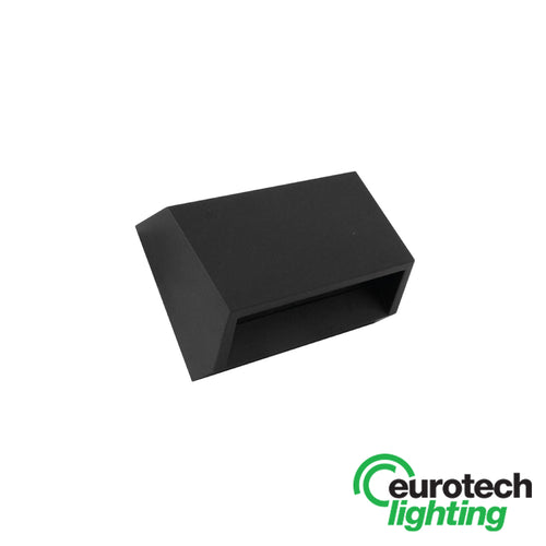 Eurotech Surface Mounted Plastic LED Wall Light - The Lighting Shop NZ