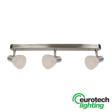 Eurotech Triple Glass-Shaded LED Spotlight