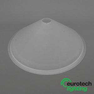 Eurotech 400Dia Cone Shaped LED Pendant - The Lighting Shop NZ