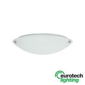 Eurotech Classic Ceiling Button- LED bulb available - The Lighting Shop NZ