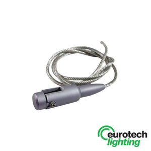 Eurotech Futura 2m suspension cable with neutral power contact - The Lighting Shop NZ