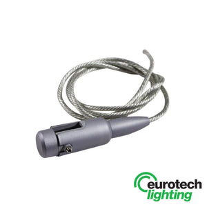 Eurotech Futura 2m suspension cable with no power - The Lighting Shop NZ