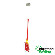 Eurotech LED Blown Glass Feature Pendant - The Lighting Shop NZ