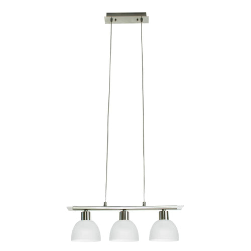Eurotech LED Triple Glass Halogen Pendant - The Lighting Shop NZ