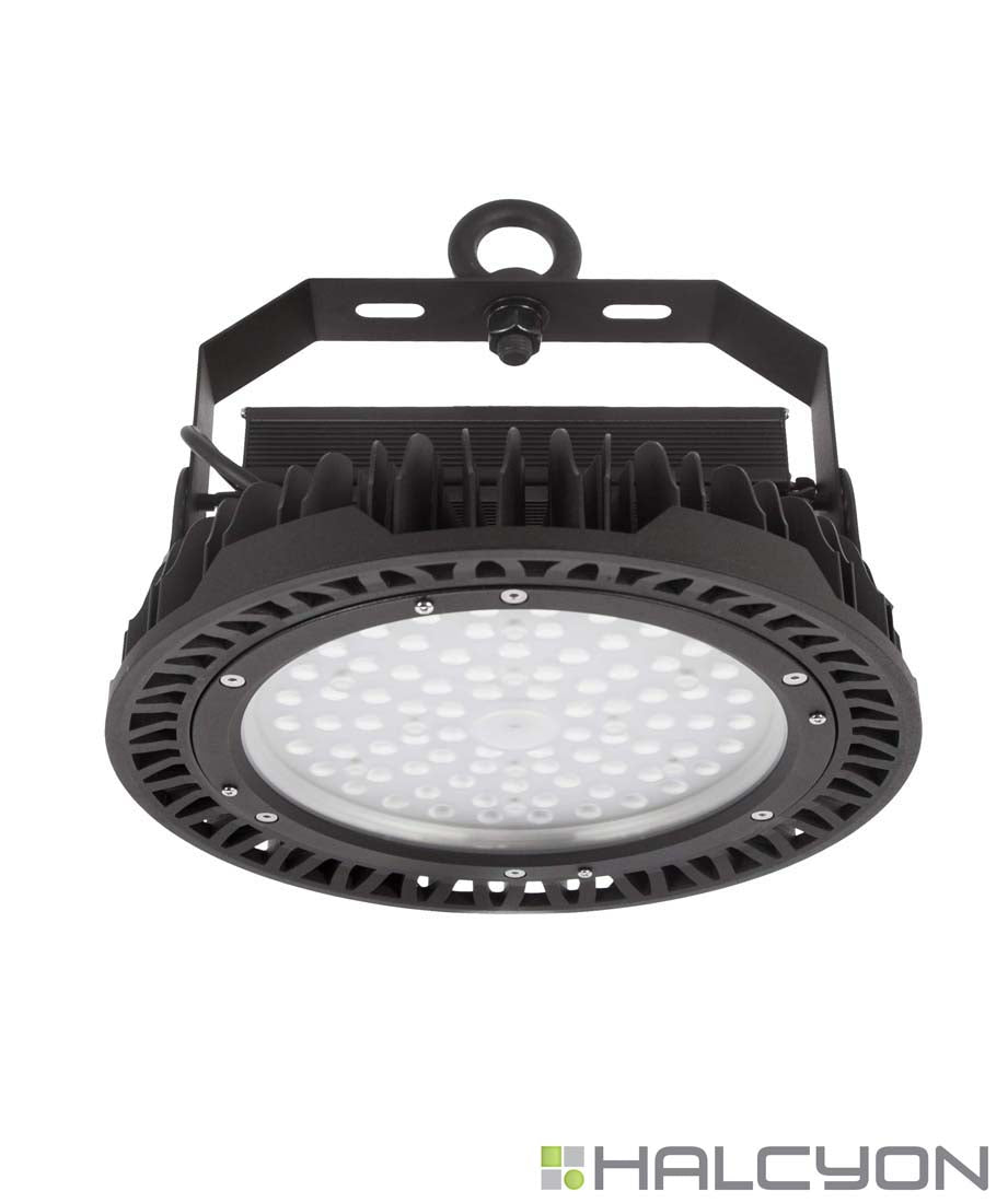 Halcyon LED Suspended / Surface Mount – 150W Industrial Highbay