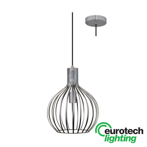 Eurotech Filament LED Wireframe Breakfast Bar Pendant - The Lighting Shop NZ