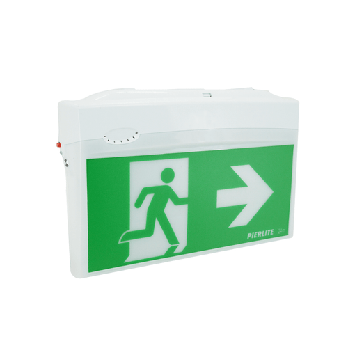 Pierlite Stingray LED Exit Sign