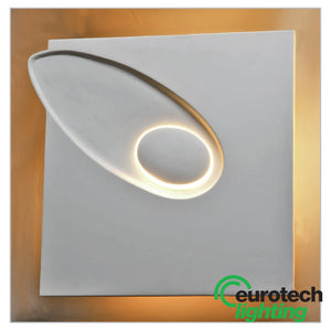 Eurotech LED Paintable Wall Light - The Lighting Shop NZ