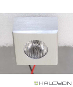 Ultra Shallow Fixed Square Downlight