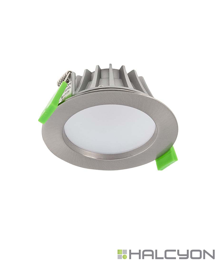 Halcyon Recessed LED Downlight with Driver – Lede Economy Range