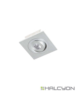 Small Square Tilt Light