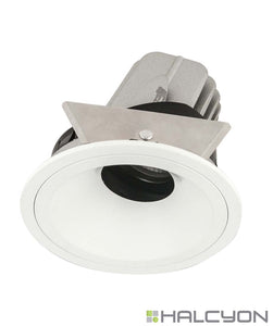 Halcyon Recessed LED Darklight – Wall Wash Tilt